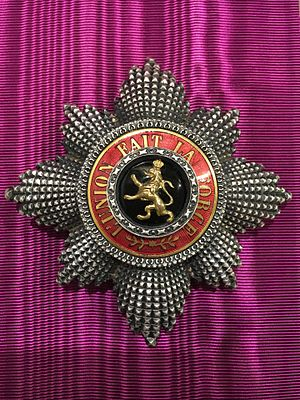Order of Leopold (Belgium) - Image: Order Leopold AEA Coll
