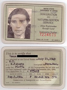 Green card - Wikipedia