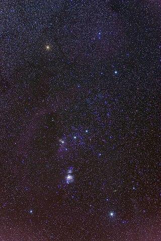320px Orion 3008 huge オリオン座流星群、2013年は10月21日19時が見ごろ!