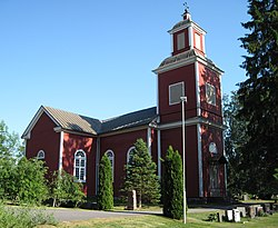 Oripää Church