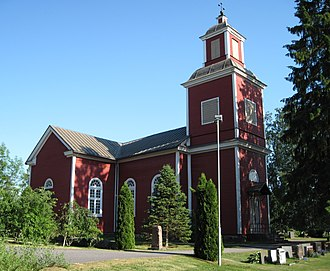 Oripää - Oripää Church