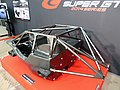 Osaka Auto Messe 2014 (3) 2014 GT500 machine monocoque.JPG