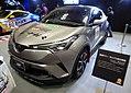 Osaka Auto Messe 2017 (182) - Toyota C-HR G-T zero-car in Shinjo Rally.jpg