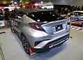 Osaka Auto Messe 2017 (183) - Toyota C-HR G-T zero-car in Shinjo Rally.jpg