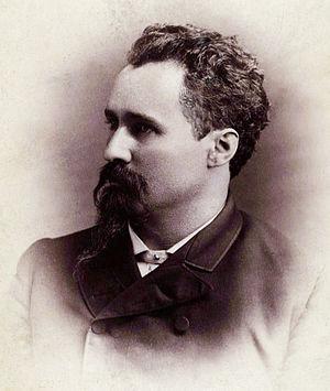 Oscar Neebe - Oscar W. Neebe (1850-1916)