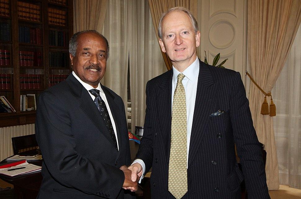 Osman Saleh Mohammed and Henry Bellingham