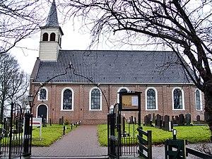 Oudemirdum - Oudemirdum church The Fountain