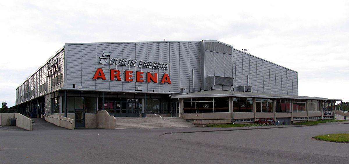 Jäähalli Oulu