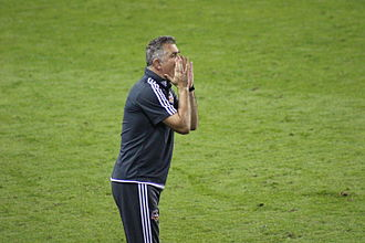 Owen Coyle - Coyle as a coach of Houston Dynamo in 2015