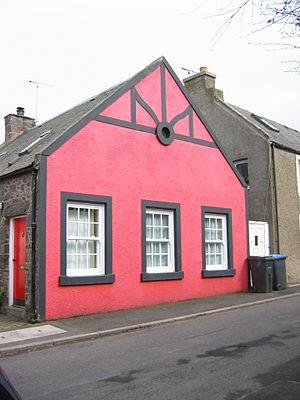 Oxton, Scottish Borders - Image: Oxton 3