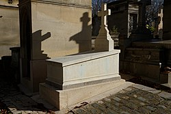 Tomb of Lenglet and Detaille