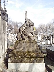 Tomb of Paul Boucherot