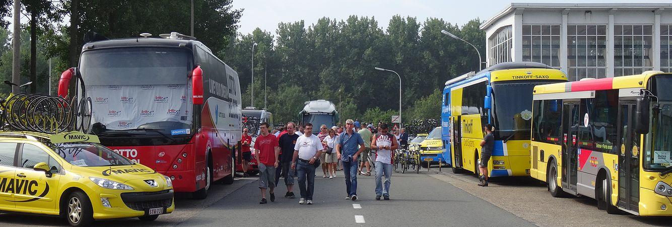 Péronnes-lez-Antoing (Antoing) - Tour de Wallonie, étape 2, 27 juillet 2014, départ (B49).JPG