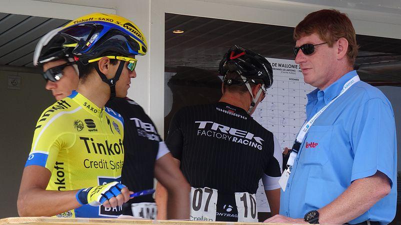Péronnes-lez-Antoing (Antoing) - Tour de Wallonie, étape 2, 27 juillet 2014, départ (C084).JPG
