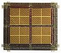 Płat pamięci ferrytowej komputera Odra 1305.jpg