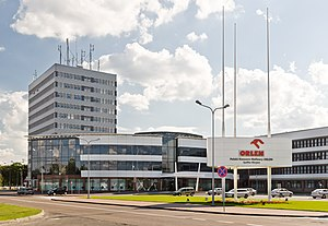 Economy of Poland - PKN Orlen is among the largest companies in Poland