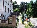 Příkrá, restaurace U báby, z ulice V podhájí.jpg