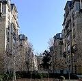 P1000870 Paris XIII Boulevard de l'Hopital Residence Campo-Formio reductwk.JPG