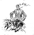 P536, Scribner's Magazine, 1915--Back to the town; or the return to human nature.png