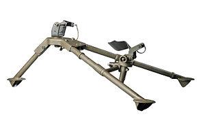 M2 tripod - The M122A1 tripod