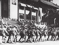 PLA Troops entered to Guangzhou