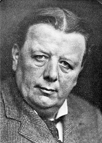 Ray Lankester - Sir E. Ray Lankester in 1908