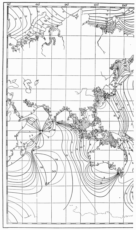 PSM V74 D538 Cotidal lines of the indian ocean.png
