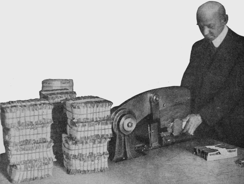 File:PSM V88 D106 Destruction process of old paper money.png