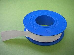 Robert W. Gore -  White PTFE seal tape