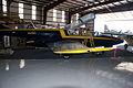 PZL Mielec TS-11 Iskra blueyellow RSide KAM 09Feb2011 (14960868246).jpg