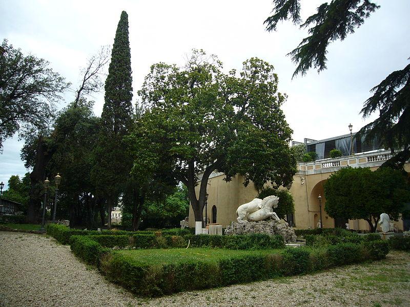 Pal Caffarelli giardino romano 1130071.JPG