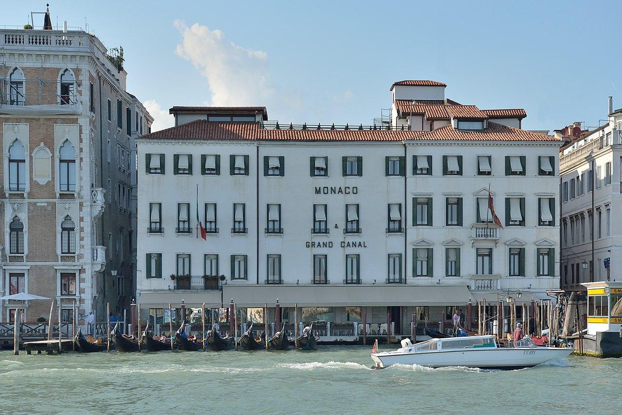 Hotel Monaco Venise Restaurant