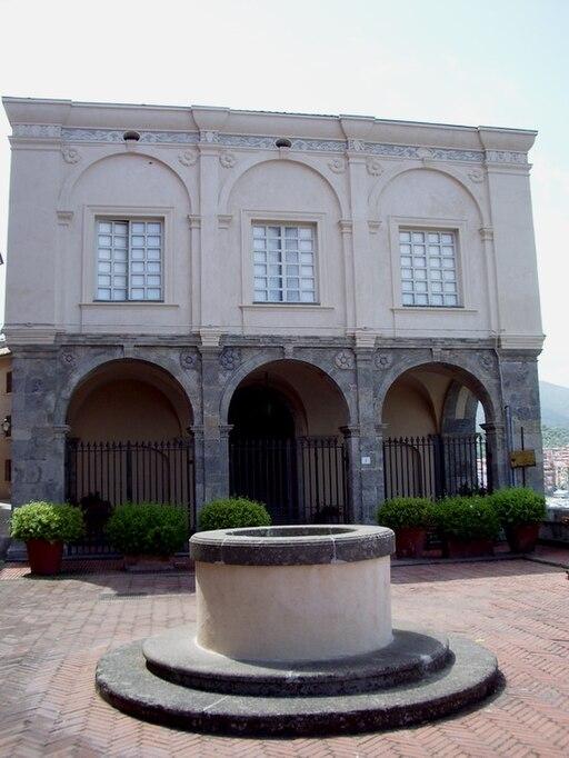 Palazzo dei Governanti Porto Ercole (GR)