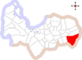Pangasinan Colored Locator Map-Umingan.png