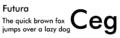 Pangram en Futura.png