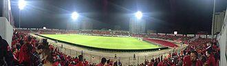 Elbasan Arena - Cheering at Elbasan Arena