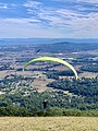 Paragliding in Tamborine Mountain, Queensland, Australia, 2020, 05.jpg
