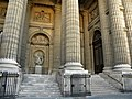 Paris, France. Saint-Sulpice Church. (Columns)(PA00088510).jpg