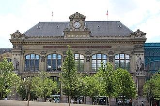Gare d'Austerlitz - Paris Austerlitz railway station
