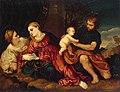 Paris Bordone - Sacra Famiglia con Santa Caterina (Hermitage).jpg
