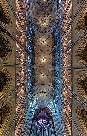 Paris Notre-Dame Vaults