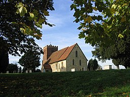 Parish Church, Moreton, Essex - geograph.org.uk - 246495.jpg