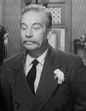 Eduardo Passarelli - Passarelli in  Il mio amico Benito (1962)