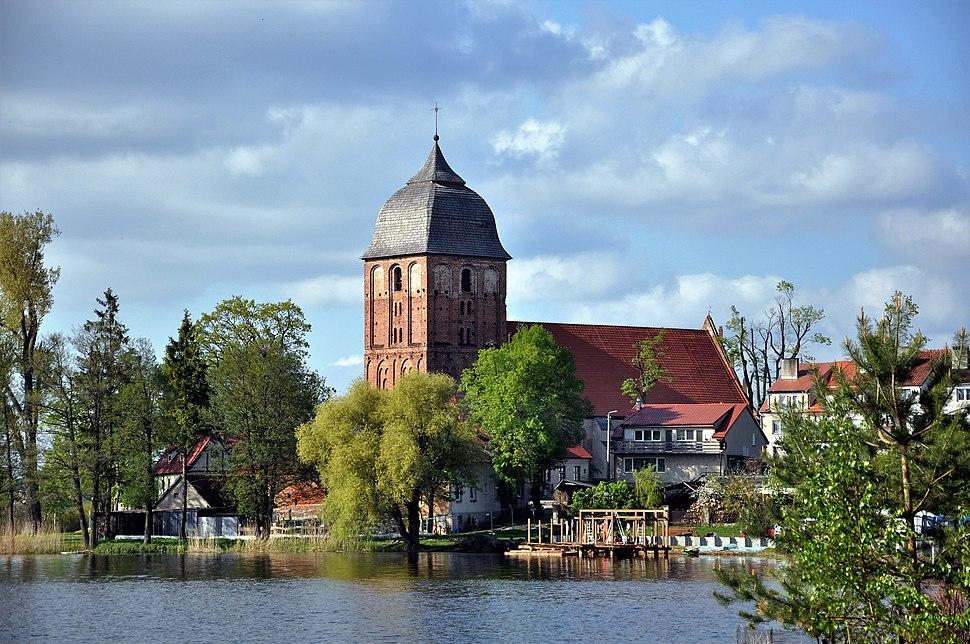 Pasym Kościół ewangelicko-augsburski 03