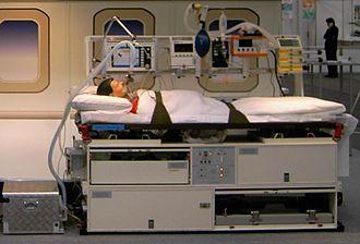 Airbus A310 MRTT - Image: Patiententransportei nheit