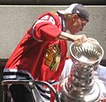 Patrick Kane and the Stanley Cup (4691733165) (cropped).jpg