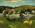 Paul Gauguin - Paysage breton avec porcher.jpg