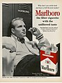 Paul Hornung - Marlboro, the filter cigarette with the unfiltered taste, 1962.jpg