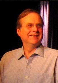 Paul Allen in 2005