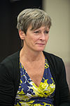 Peggy Whitson during Depress Scene Generic training at JSC.jpg